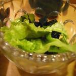 鮨 いつき - 野菜サラダ