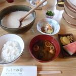 一松園 - 料理写真:丸子¥1470