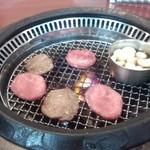20032156 - 炭火でタン塩