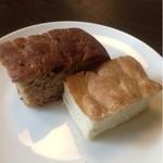 アグロドルチェ - 自家製パン