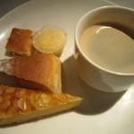 ビタースイーツ・ビュッフェ - プチケーキとコーヒー