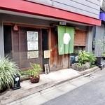 20035083 - 西武池袋線豊島園から、程近い蕎麦前の人気店「萬月」