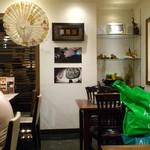 サイアム オーキッド - SIAM ORCHID @八重洲地下街 店内