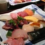 藤 寿司 - 上にぎりセット