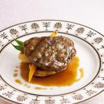 クイーン・アリス - 牛フィレ肉の網焼き