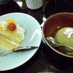 和多屋別荘 - デザート