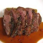 2004804 - (09/8昼)フランス産鴨は香草使いがイマイチでソースも雑味を感じた