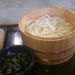 香の川製麺 - 釜揚げ