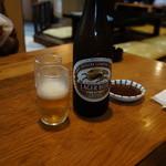 焼肉 多牛 - ドリンク写真:まずは、キリンビールで乾杯