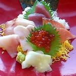20042706 - ランチ 海鮮丼 2013/04