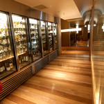 美食 個室・炭火焼・ワイン 縁 - ≪300本貯蔵ワインセラー≫第三世界のリーズナブルなワインから希少なワインまで幅広く取り揃えております。
