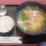50番 - 鶏塩ソバ