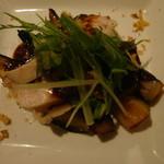 中国料理酒家 中 - 茄子のお通しから美味しかったです♪♪
