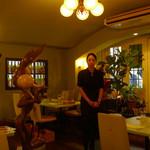 ブルズアイ・オン・プリュス - (20130713 撮影)妻と友人の3人で、祇園祭のコースディナーをいただきました。