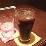 カフェ コトン - アイスカフェショコラ