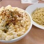 隆翔 - 7月の季節のタンタンメン「タンタンつけ麺」