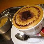 ティーアンドコーヒーカンパニー - カプチ-ノ (ノンカフェイン)