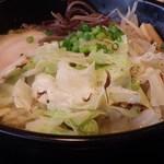 いけどん - 野菜ラーメン[\680]