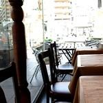 バーゼル - テーブル席