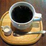 モクモク - ブレンドコーヒー(+200円)