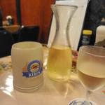 ザ・ホフブロウ - 本日のお酒 その1