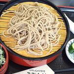 20062760 - ざるそば(¥650)