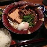 20062829 - 肉豆腐膳1,260円