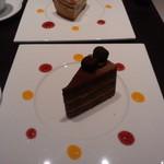 20064703 - 生チョコケーキ