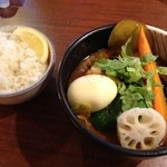奥芝商店 - 上ノ国フルーツポーク角煮1200 がらがらスープで