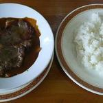 シチューハウス おじいちゃんの台所 - ビーフカレー