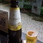 20069431 - オールフリー¥735 烏龍茶¥525 サービス料10%は別…