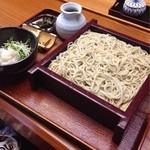 20072460 - ②辛味おろしそば950円