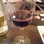 おきなわ ビール園 - 赤ワインはまったくもっておススメできない