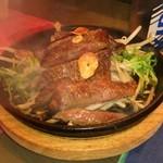 MARU - 見蘭牛のステーキ