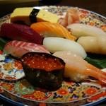 20074611 - 江戸前にぎり鮨