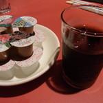 20075932 - アイスコーヒーサービス2013年7月16日金香楼