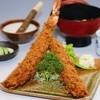 和むら - 料理写真:名物「特大海老フライ」