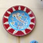 ピアッティ - イタリアの絵皿が目印