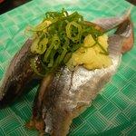 沼津 魚がし鮨 - さんま
