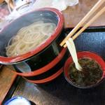 20080399 - 麺あげw