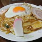 桂林 - 五目カタ焼ソバ