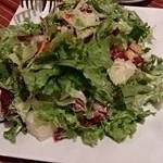 驛の食卓 - シーザーサラダ