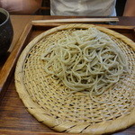蕎麦切りmasa - 白いお蕎麦