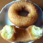 玉梨とうふ茶屋 - おからドーナツ