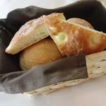 アン テラス - フォカッチャ 米粉パン