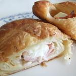 ルパ - クリームチーズクロワッサン