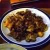 須砂渡食堂 - 料理写真:とりもつ定食