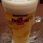 20090606 - ビールジョッキ500円