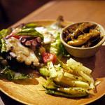 カッチャル バッチャル - 前菜3種の盛り合わせ