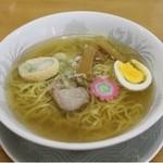 シグナル食堂 - #207 @塩ラーメン450円
